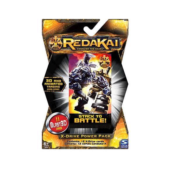 Redakai X-Drive Power Pack - blistr