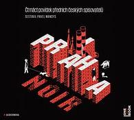 Praha Noir - audiokniha (1 CD)