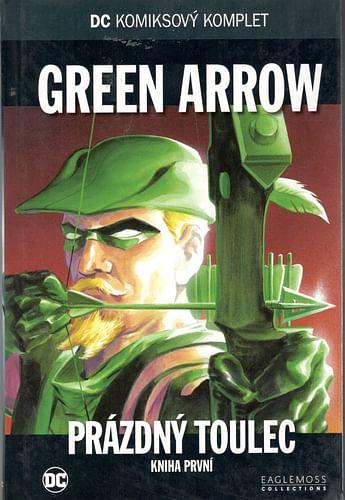 DC Komiksový komplet 40 - Green Arrow: Prázdný toulec 1
