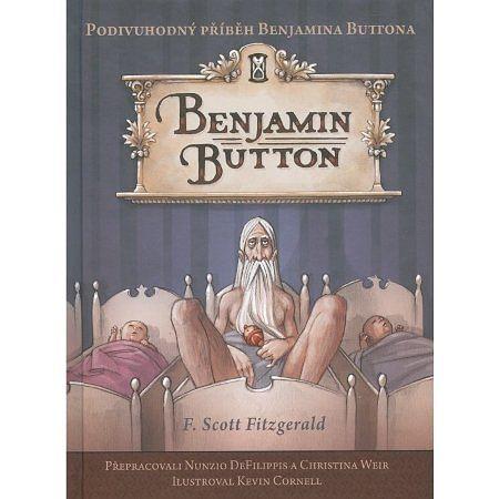 Podivuhodný příběh Benjamina Buttona - komiks