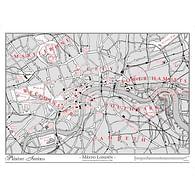 Příběhy Impéria: Mapa Londýna