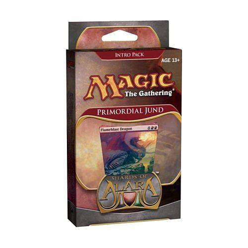 Magic: The Gathering - Shards of Alara Intro Pack: Primordial Jund
