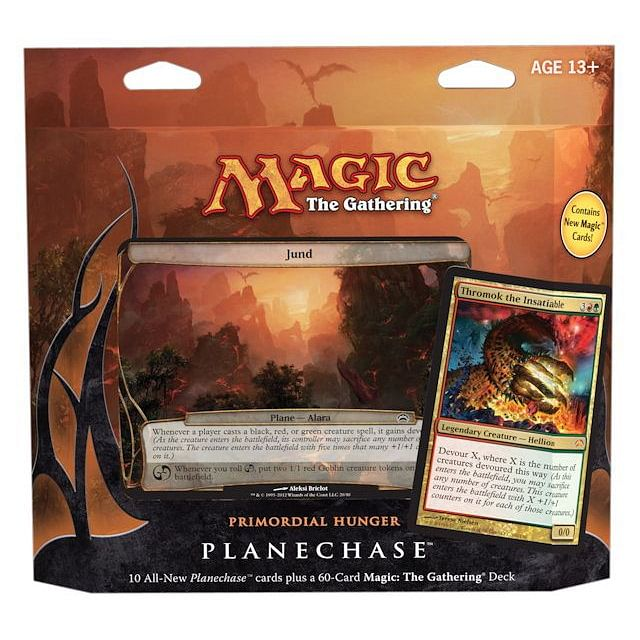Magic: The Gathering - Planechase 2012: Primordial Hunger