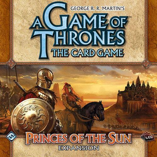 A Game of Thrones LCG: Princes of the Sun