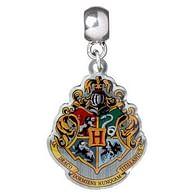 Přívěsek Harry Potter - Bradavice (stříbrná barva)