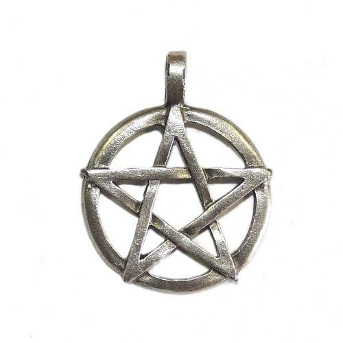 Fantasyobchod Přívěsek pentagram větší FC25794/25X