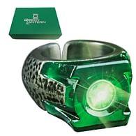 Prsten DC Comics - Green Lantern, svítící