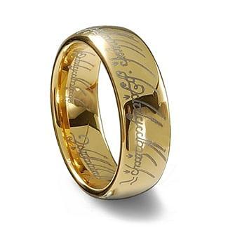 imago Prsten z Pána prstenů FC8650X, velikost 70