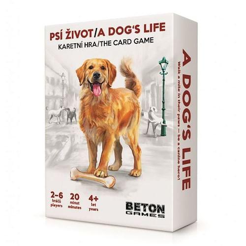 Psí život - karetní hra