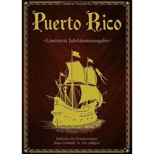 Puerto Rico - jubilejní vydání