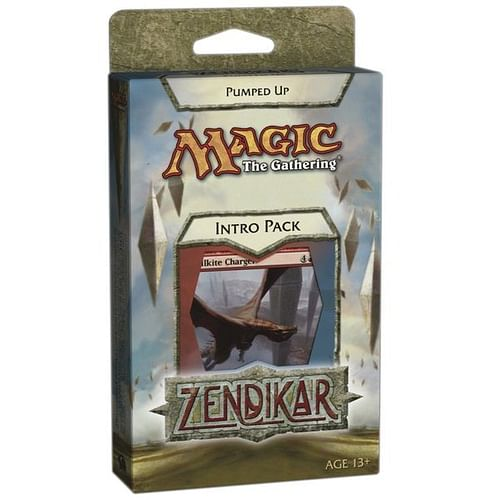Magic: The Gathering - Zendikar Intro Pack: Pumped Up