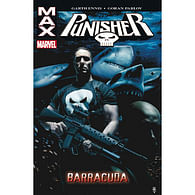 Punisher Max: Barracuda