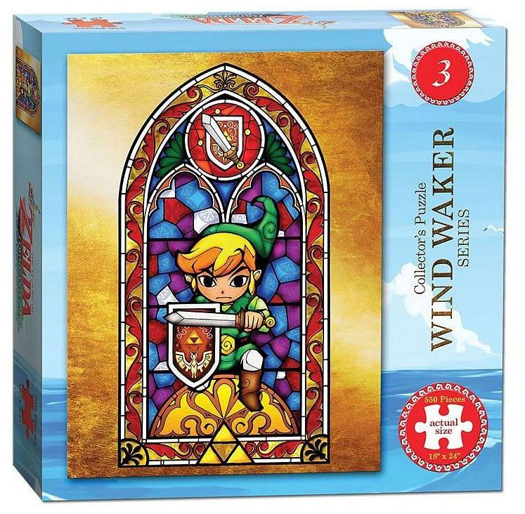 Puzzle Legend of Zelda - Wind Waker Ver. 3