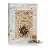 Puzzle Harry Potter Pobertův plánek, 500 dílků - poškozený obal