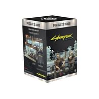 Puzzle Cyberpunk 2077: Metro, 1000 dílků