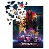 Puzzle Cyberpunk 2077 Neokitsch, 1000 dílků