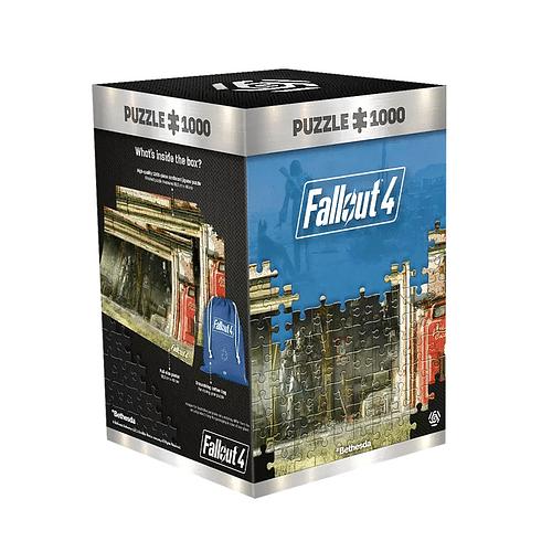 GoodLoot Fallout 4 Garage 1000 dílků