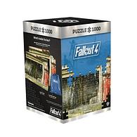 Puzzle Fallout 4: Garage, 1000 dílků