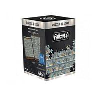 Puzzle Fallout 4: Perk Poster, 1000 dílků
