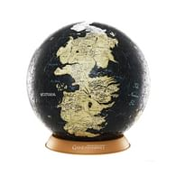 Puzzle Game of Thrones 3D Globe - Unknown World, 240 dílků