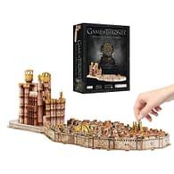 Puzzle Game of Thrones: Královo přístaviště 4D, 260 dílků