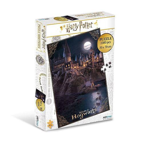 Puzzle Harry Potter - Bradavice