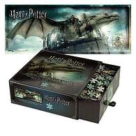 Puzzle Harry Potter - Útěk z Gringottovy banky, 1000 dílků