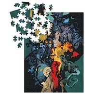 Puzzle Hellboy Universe, 1000 dílků