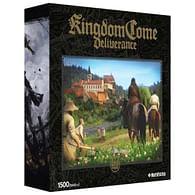 Puzzle Kingdom Come: Deliverance - Castle on the hill, 1500 dílků