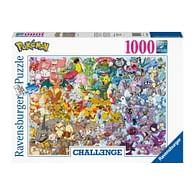 Puzzle Pokémon - Challenge, 1000 dílků