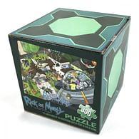 Puzzle Rick and Morty, 300 dílků