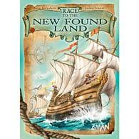 Race to the New Found Land - poškozený obal