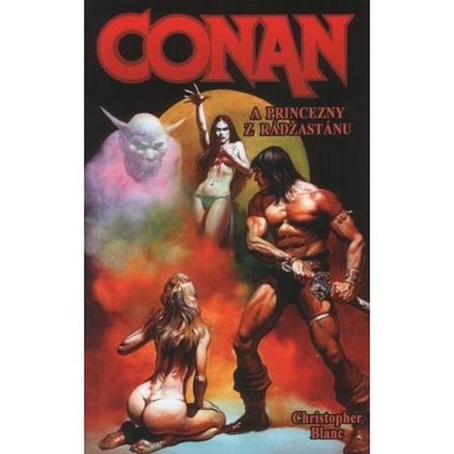 Conan a princezny z Rádžastánu