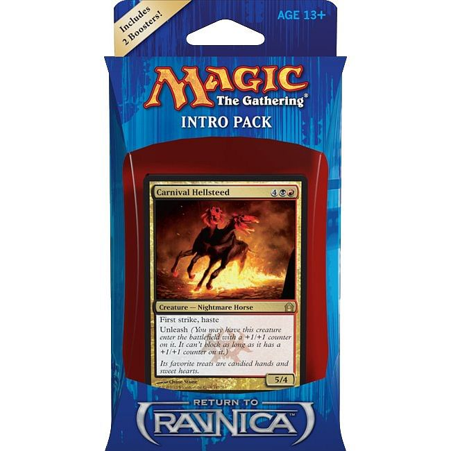 Magic: The Gathering - Return to Ravnica: Rakdos Raid