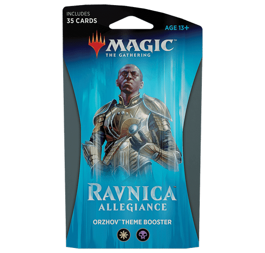 Magic: The Gathering - Ravnica Allegiance Theme Booster - E