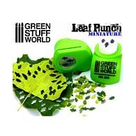 Razidlo Miniature Leaf Punch, dub (3 typy, větší)