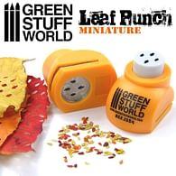 Razidlo Miniature Leaf Punch, dub (4 typy, menší)