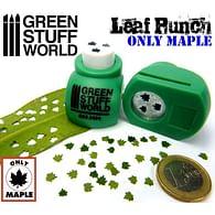 Razidlo Miniature Leaf Punch, javor (3 typy, větší)