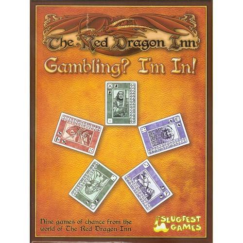 Red Dragon Inn: Gambling? I'm In!