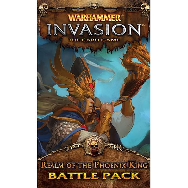 Warhammer Invasion LCG: Realm of the Phoenix King