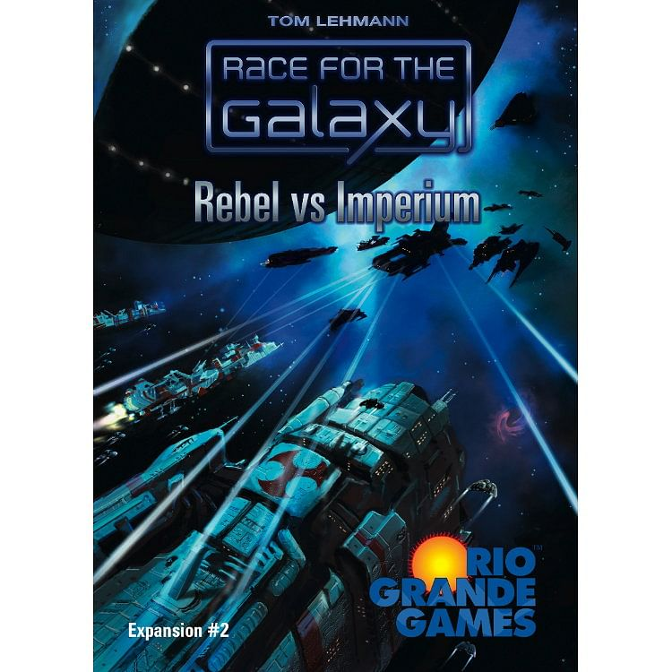 Race for the Galaxy - Rebel vs. Imperium