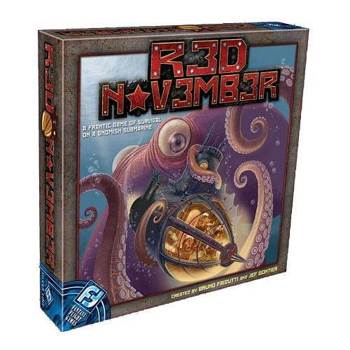 Red November (revidovaná edice)