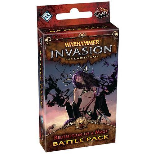 Warhammer Invasion LCG: Redemption of a Mage