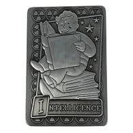 Replika Fallout - Perk karta: Inteligence (limitovaná edice)