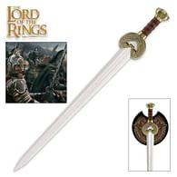 Replika Pán prstenů - Theodenův meč Herugrim