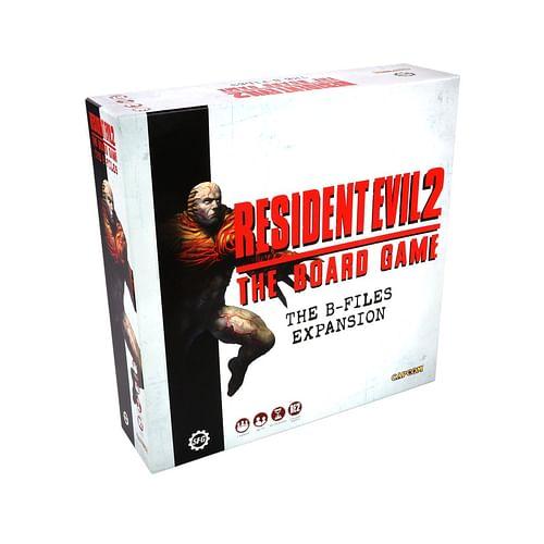 Resident Evil 2: B-files