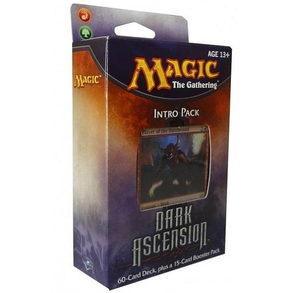 Magic: The Gathering - Dark Ascension Intro Pack: Monstrous Surprise