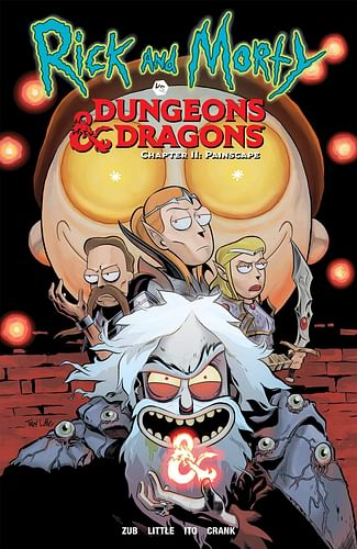 Rick and Morty vs Dungeons and Dragons: Painscape : 2