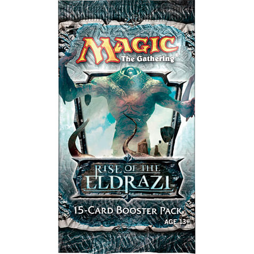 Magic: The Gathering - Rise of Eldrazi Booster