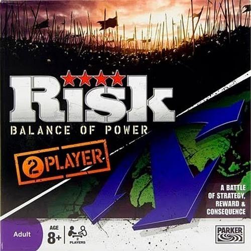 Risk: Balance of Power